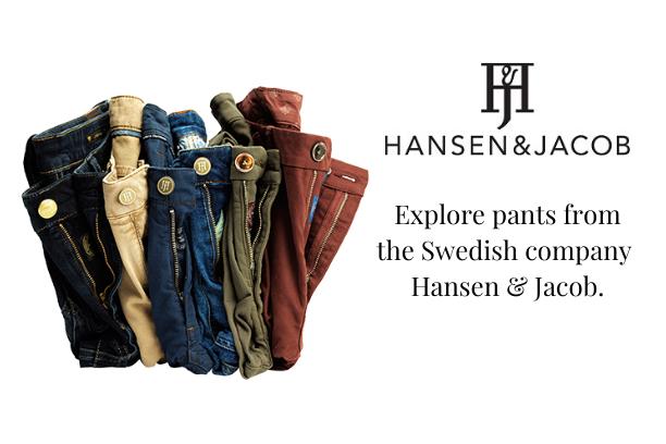 Autumn Season 2019 Hansen & jacob