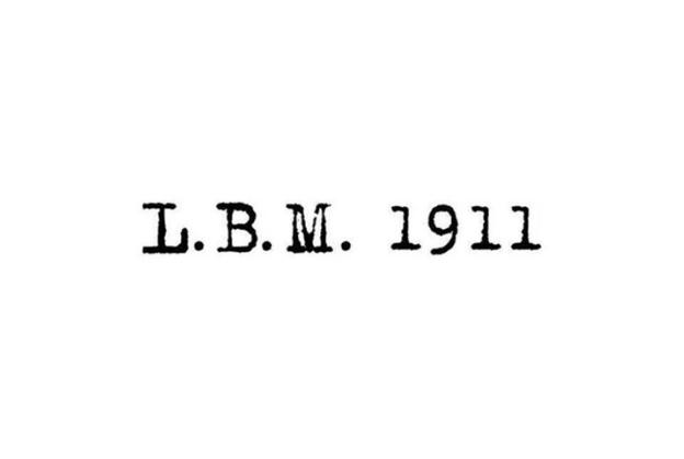 LBM 1911 Brand image