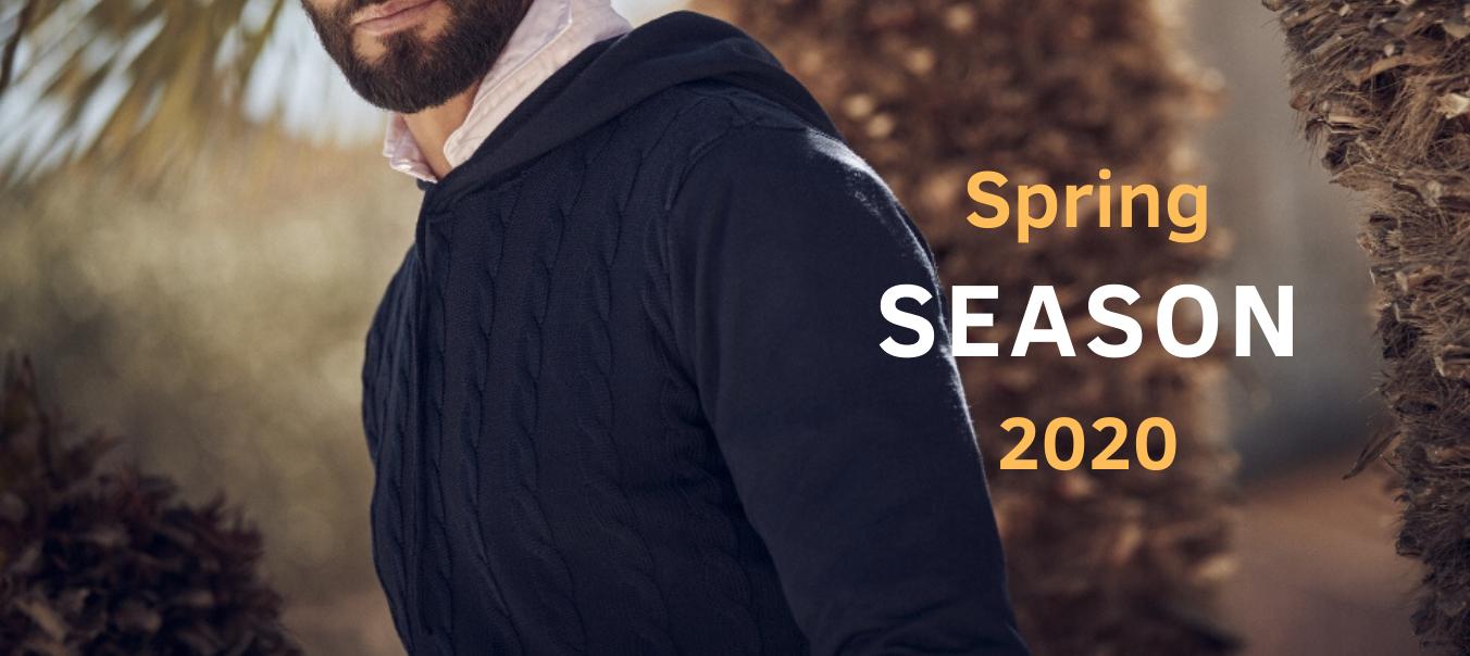 Spring Season 2020 is here