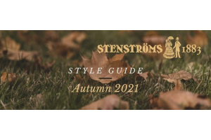 Style Guide - How to blend in with the natural colors of autumn