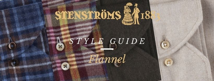 Style Guide - Flannel fabric